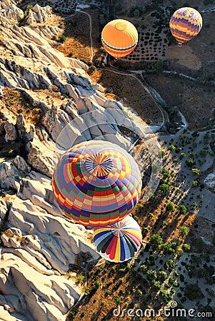 Free Hot Air Balloons Stock Image - 6618511