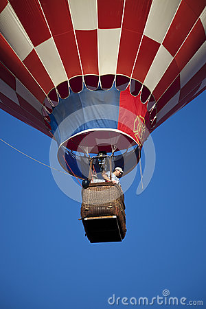 Hot Air Baloon Fiesta Editorial Photo