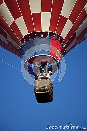 Hot Air Baloon Fiesta Editorial Photo