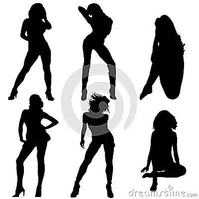 Hot Babes Symbols