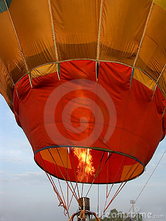 Free Hot Balloon Up Close 2 Stock Photos - 116853