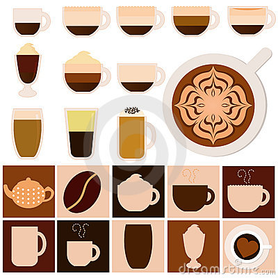 Hot Beverages - Coffee, Tea, Chocolate