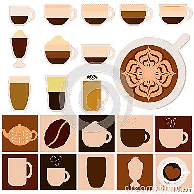 Hot Beverages - Coffee, Tea, Chocolate