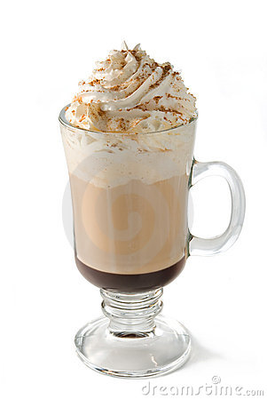 Hot Cafe Mocha Coffee