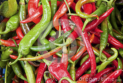 Hot Chili Stock Photos - Image: 26980283