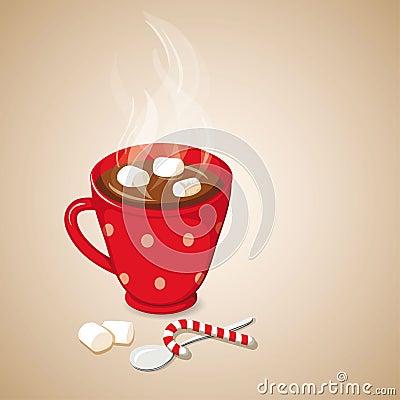 Free Hot Chocolate Stock Image - 51765201