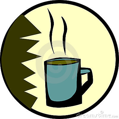 hot chocolate, coffee or tea mug. Vector available