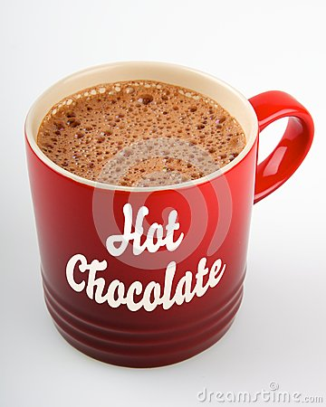Free Hot Chocolate Mug Stock Photo - 33269750