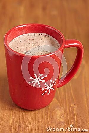 Free Hot Chocolate Mug Royalty Free Stock Photos - 33645718
