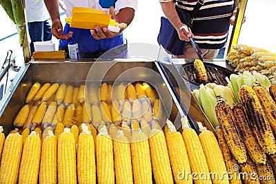 Hot corns