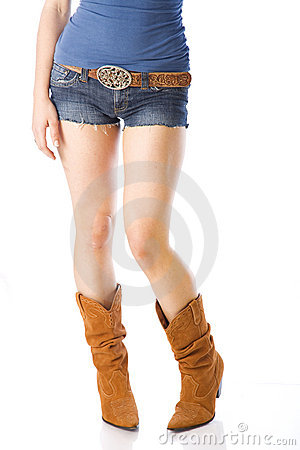Free Hot Country Legs Royalty Free Stock Images - 9363219