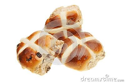 Hot Cross Buns Royalty Free Stock Photo - Image: 17903875