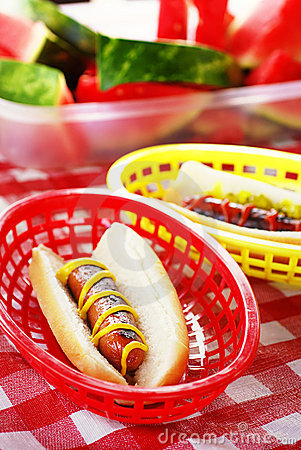 Hot Dog Stock Photos - Image: 11005863