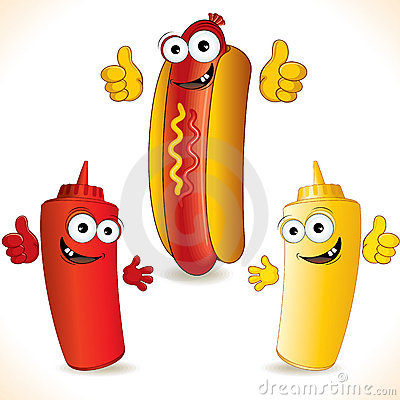 Free Hot-dog Stock Images - 15495184