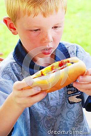 Hot Dog Boy