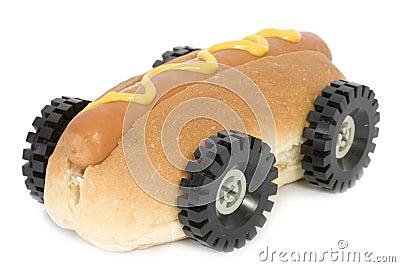 Hot Dog - Fast Food