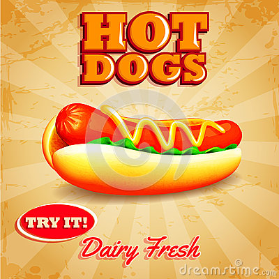 Free Hot Dogs Royalty Free Stock Photos - 49499448