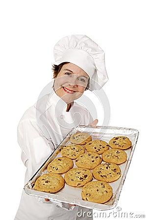 Hot Fresh Cookies