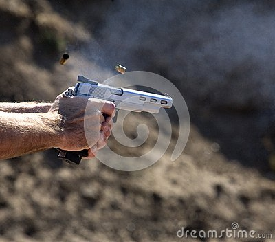 Hot gun