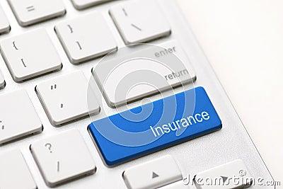 Hot key for insurance