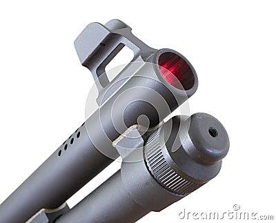 Hot muzzle
