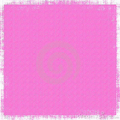 Hot Pink Linen Background