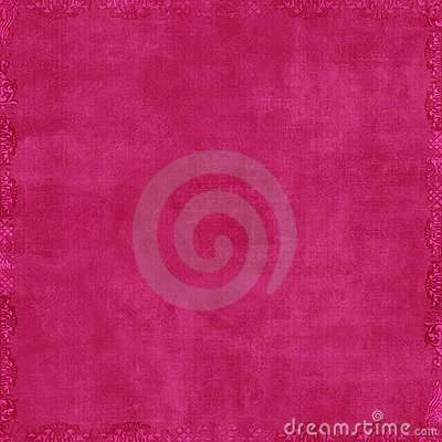 Free Hot Pink Scrapbook Background Royalty Free Stock Images - 4564899