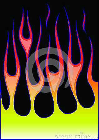 hot rod flames royalty free stock photos image 35661938 muscle cliprt muscles clipart