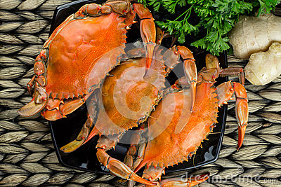 how to prepare live crab