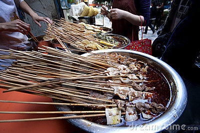 Hot string (Spicy string)