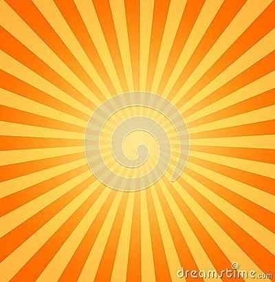 Free Hot Sun Sunbeams Shining Royalty Free Stock Photography - 3049787