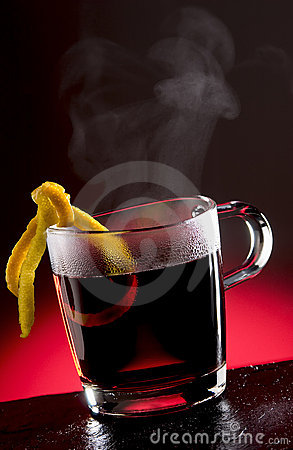 Hot Tea Punch