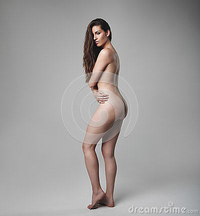 Can recommend Full length nude model good message