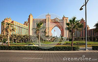 Hotel Atlantis.