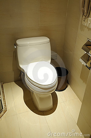 Hotel bathroom interior 11