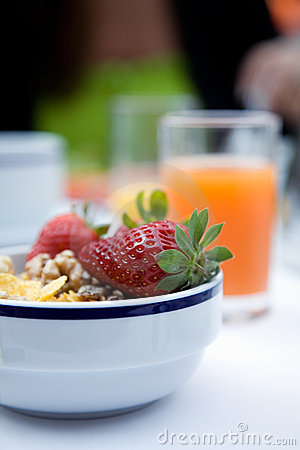 Free Hotel Breakfast Stock Photos - 4250153
