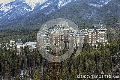 Canadian rockies hotels