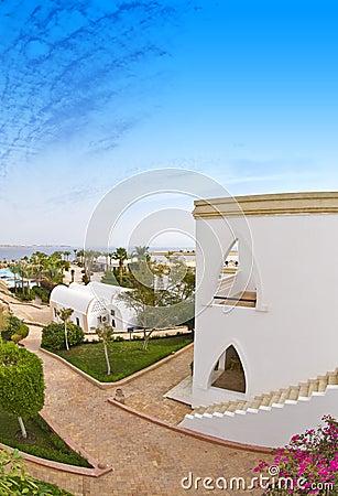 Hotel complex Egypt