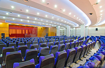 Hotel conference room Photo