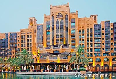 Hotel De Luxo De Dubai