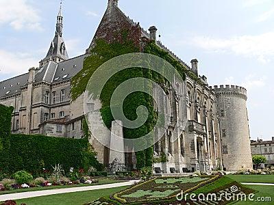 Hotel de ville, Angouleme ( France )