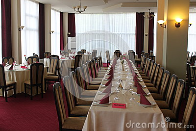 Hotel Fine Dining Restaurant