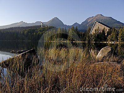 Hotel in The High Tatras