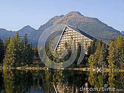 Hotel in The High Tatras