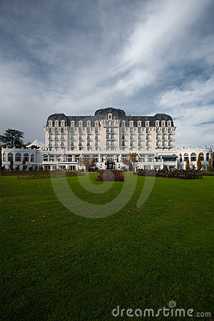 Hotel Imperial Palace Annecy France Sky