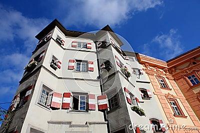Hotel in Innsbruck 2011
