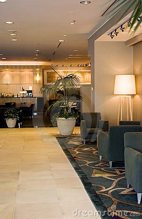 Free Hotel Lobby Stock Images - 246194