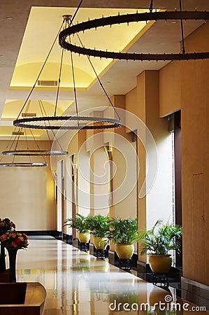 Free Hotel Lobby Royalty Free Stock Photo - 6307945