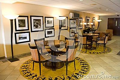 Hotel Lobby Editorial Image