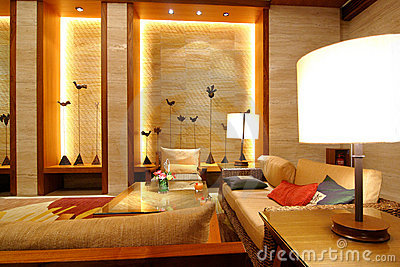 Hotel Lounge and Lobby